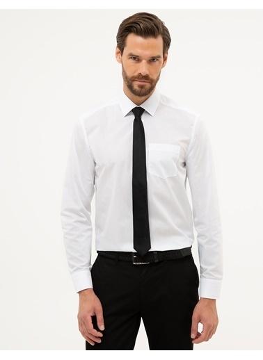 Pierre Cardin Gömlek Beyaz